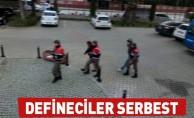 Defineciler serbest