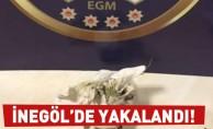 Doğu illerinden uyuşturucu getiren şahıs İnegöl'de yakalandı
