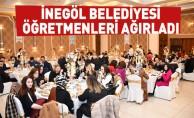 İnegöl Belediyesi Öğretmenleri Ağırladı