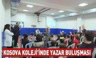Kosova Koleji'inde Yazar Buluşması