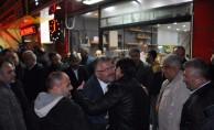 Mustafa Ersan'a Coşkulu Karşılama