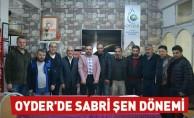 OYDER'de Sabri Şen Dönemi