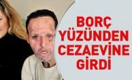 Recep Sert, bin 500 lira borcunu ödemeyince tutuklandı