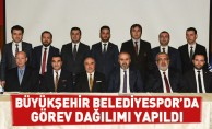 Bursa Büyükşehir Belediyespor'da görev dağılımı yapıldı