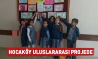 Hocaköy Uluslararası Projede