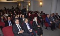 """""""Uluslararası Ticarette Türkiye'nin Yeri ve Potansiyeli""""Konulu Panel Düzenlendi"""