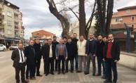 """İnegöl MHP'den Afrin'e """"gönüllü askerlik"""" dilekçesi"""