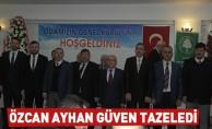 Özcan Ayhan Güven Tazeledi