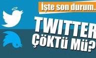 Yeni son dakika haberi  Neden Twitter  Açılmıyor,  Acaba Twitter  Çöktü Mü? 18 Ocak 2018