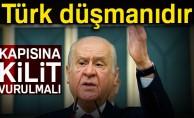 Bahçeli: 'Tabipler Birliği Türk düşmanıdır'