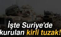 Batuhan Yaşar: 'İşte Suriye'de kurulan kirli tuzak'