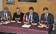 Bursa Valisi Küçük'ten şehit ailesine ziyaret