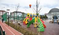 İnegöl Belediyesi'nden park hamlesi