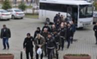 İnegöl'de  silah operasyonu! 5 kişi tutuklandı