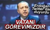 Cumhurbaşkanı Erdoğan Yeşilay Haftası'nı kutladı