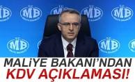 """""""Devreden KDV sorununu kökünden çözmüş oluyoruz"""""""