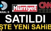 Doğan Medya grubu kime satıldı! Hürriyet,Kanal D,CNN Türk,Fanatik yeni sahibi kim oldu