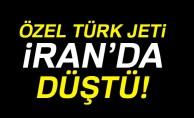 Özel Türk jeti İran'da düştü | Türk jeti, uçağı İran'da neden düştü? Jette, uçakta kaç kişi vardı, ölü ve yaralı var mı?