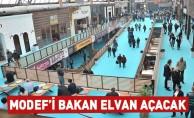 MODEF'i Bakan Elvan Açacak