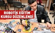Robotik Eğitim Kursu düzenlendi