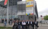 Bursalı Firmalar IFAT Fuarı'nda