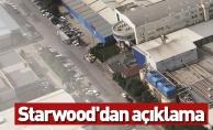 Starwood#039;dan açıklama