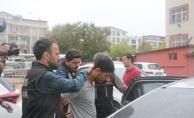 Yalova'daki otomobilli maganda adliyeye sevk edildi