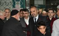 Bursalılar Mevlit Kandili'nde camilere akın etti
