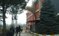 Mobilya fabrikasında yangın; 1 kişi öldü
