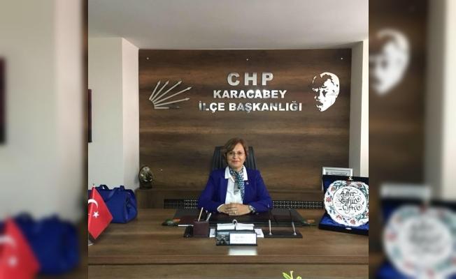 CHP Karacabey İlçe Yönetimi istifa etti