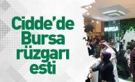 Cidde'de Bursa rüzgarı esti