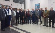 Özbek seçim çalışmalarına gece de devam ediyor