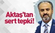 Yolu Büyükşehir, reklâmı Nilüfer yaptı
