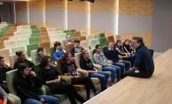 Öğrencilerden Bursagaz'a ziyaret