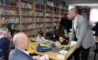 Orhangazi'de 'başkanımla okuyorum' projesi
