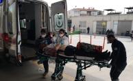 İşyerinde kalp krizi geçiren adam kafasını yere vurarak hayatını kaybetti