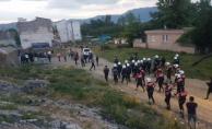Bursa'da silahlı çatışma: 1 polis memuru şehit oldu, 5 kişi yaralı!
