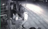 Maskeli hırsızlar yakayı ele verdi