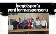 İnegölspor'a yeni forma sponsoru