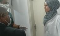 İnegöl'de kaçak dişçi baskını: 5 gözaltı