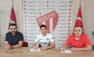 İnegölspor Beşiktaş'ın orta saha oyuncusunu 1 yıllığına kiraladı