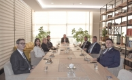 Güney Kore Büyükelçisi Mobiliyum'u ziyaret etti