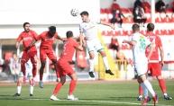 Bursaspor son 5 deplasman maçının 4'ünü kaybetti