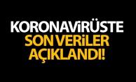 Türkiye'de son 24 saatte 10.174 koronavirüs vakası tespit edildi