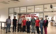 Bursa'da rekor kırıldı...Sağlıkçıların gece gündüz aşı nöbeti