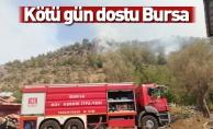 Kötü gün dostu Bursa