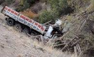 İnegöllü kamyon şoförü feci kazada hayatını kaybetti
