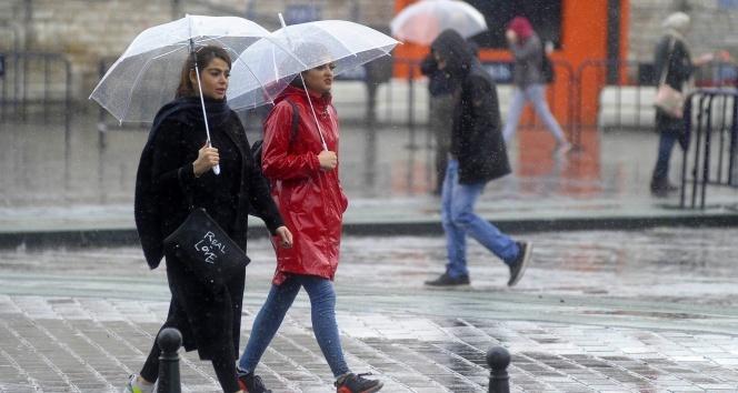 27 Nisan hava durumu   Bugün hava nasıl olacak?