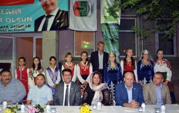 Balkanlarda İftar Coşkusu Sürüyor