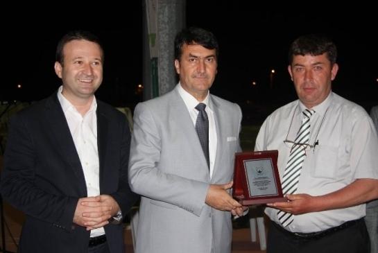 Osmangazi Belediyesi Muhtarları İftarda…